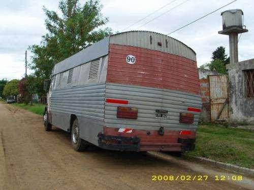 Vendo Casa Rodante - Motor Home u$s 15000