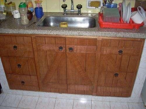Muebles de cocina estilo campo blanco - Estilos de muebles de cocina ...