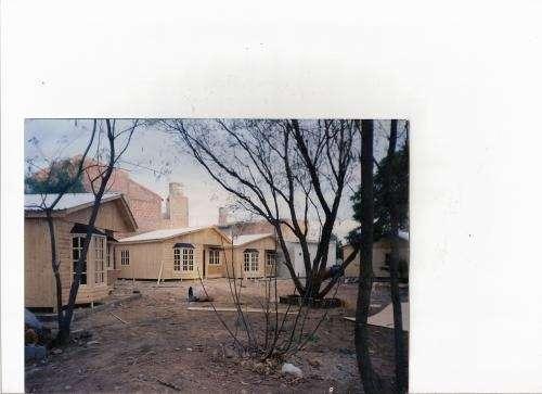 Fotos de construccion de casas de madera construcciones en - Construcciones de casas de madera ...