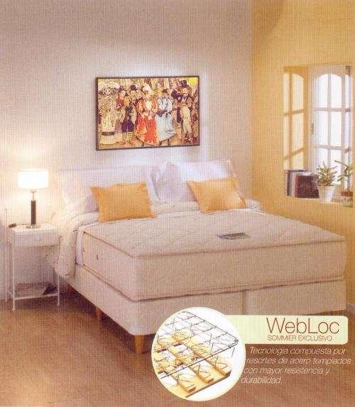 Fotos de colchones y sommiers meyer al mejor precio for Casa silvia muebles y colchones olavarria buenos aires
