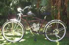 Fotos de Bicicleta Motor Avespa