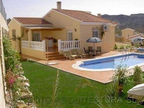 Fotos de planos de viviendas garajes y piscinas buenos for Planos de piscinas temperadas