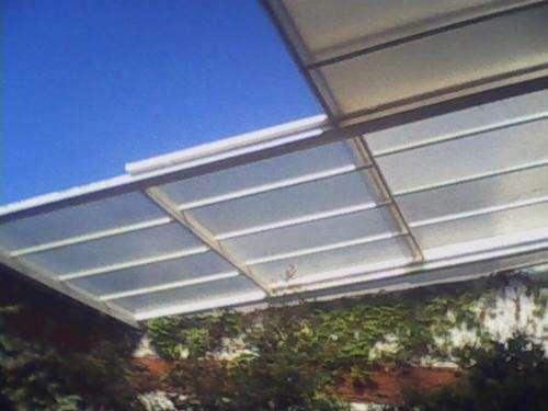 Fotos de ciratech techos y cerramientos en poliacrilico y for Toldos para balcones capital federal