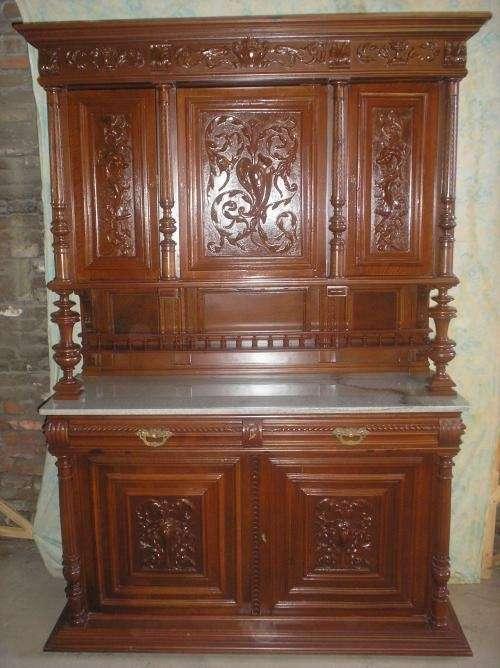 fotos de mueble antiguo estilo renacentista buenos aires