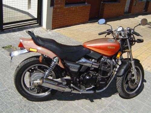 Yamaha Radian 600 Mod. 86