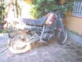 Fotos de honda nx 150 200 250 350 650cc
