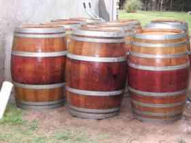 Barricas De Roble Mendoza Muebles