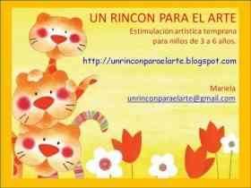 Fotos de Taller para niños de 3 a 6 años Un rincon para el arte