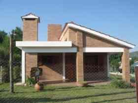 Fotos de alquiler temporario cabaña en villa carlos paz mts rio san antonio