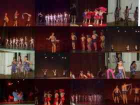 Fotos de clases y cursos de danzas en verano