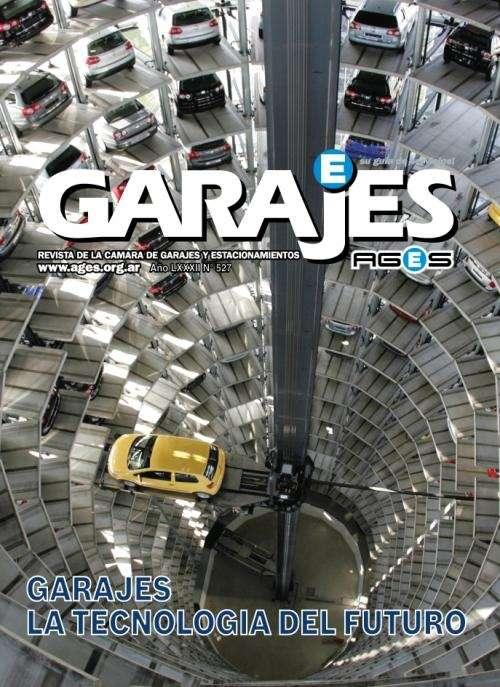 AGES,  la Cámara de los Garajes y Playas de Estacionamiento
