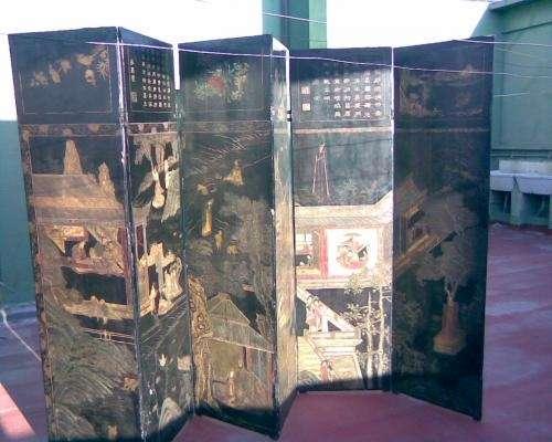 Fotos de biombo chino capital federal joyas antig edades - Muebles antiguos cordoba ...