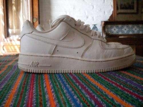 Zapatillas Nike Force Blancas