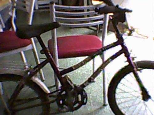Bicicletas playera y cromada bmx  mountain bike