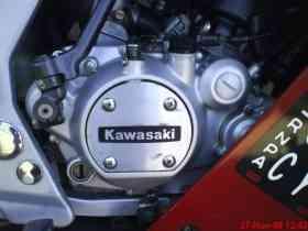 Fotos de Vendo kawasaki scorpion kg 150cc .