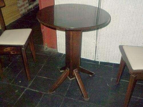 Fotos de mesas redondas para todo uso capital federal for Muebles baratos en capital federal