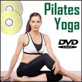 Fotos de Curso completo de Pilates Yoga Dietas Manuales 16 Videos 2 DVDs en Español