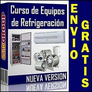 Curso de refrigeracion industrial gratis