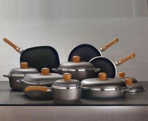 Fotos de cacerolas y sartenes essen c rdoba for Bateria de cocina alemana