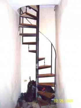 Escalera caracol 2 capital federal otros art culos - Precio escalera de caracol ...