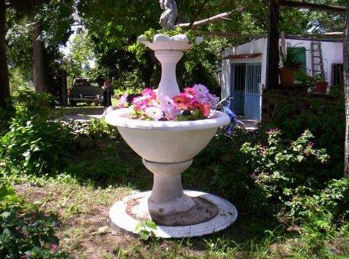 venta de fuentes de agua para jardin
