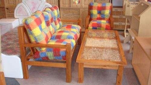 Muebles living estilo campo 20170809170501 for Muebles estilo nordico buenos aires