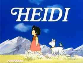 Fotos de HEIDI Serie completa!!!