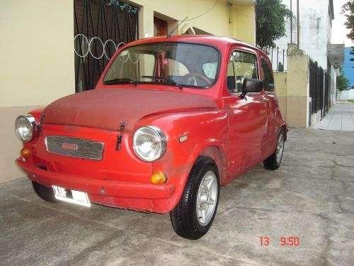 venta de autos fiat 600: