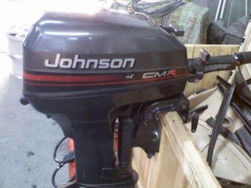 Fotos de fuera de borda johnson 15hp 2t u s 1200 for Johnson argentina