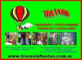 Fotos de Salones Infantiles Almagro - Salguero 517 - Travesias