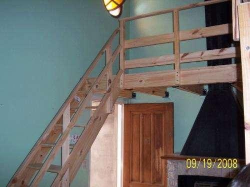 Fotos de entrepiso de madera instalamos altillos capital federal oficios reformas - Altillos de madera ...