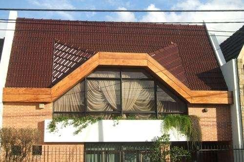 Fotos de j c techos de tejas buenos aires oficios for Tejas livianas para techos
