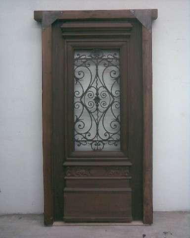 Fotos de puertas rejas vitreaux ventanas antiguas buenos for Puertas dobles antiguas