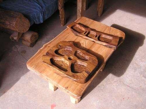 Artesanias de madera imagui Artesanias en madera