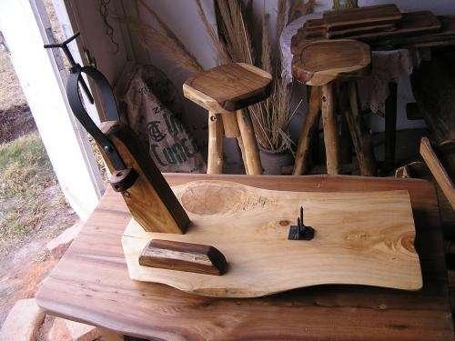 Fotos de artesanias en madera mendoza muebles Artesanias en madera