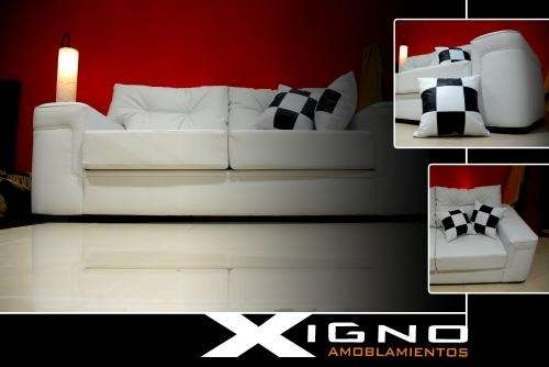 Fotos de muebles modernos nacionales e importados xigno for Sillones modernos buenos aires