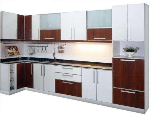Fotos de amoblamiento de cocina bajo mesada y alacena capital federal muebles - Alacena cocina ...