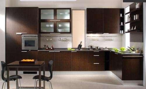 Fotos de amoblamiento de cocina bajo mesada y alacena Disenos de amoblamientos de cocina