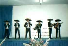 Fotos de grupo de mariachis - mariachi para fiestas - show original