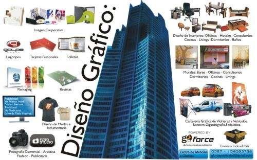 Fotos de g force dise o grafico de interiores publicidad for Diseno grafico interiores