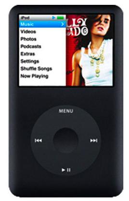 Fotos de Vendo Ipod Classic de 120gb, NUEVO en color negro