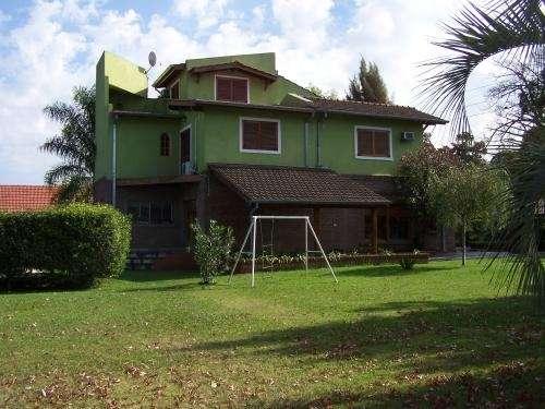 Vendo una linda casa