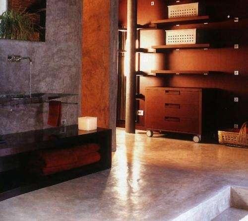 Fotos de micropiso microcemento cemento alisado pisos - Pisos de microcemento ...