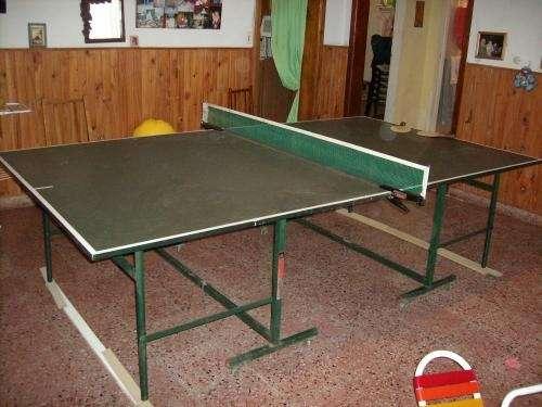 Fotos de vendo mesa de ping pong tombo buenos aires juegos for Mesa de ping pong usada