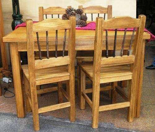 Fotos de galp n de campo muebles f brica de muebles - Muebles casa de campo ...