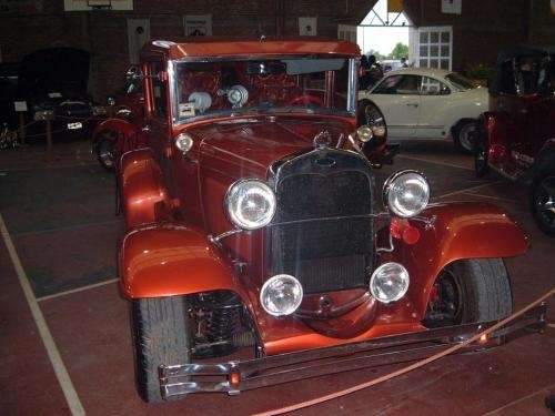 Taller Mecanico Autos Antiguos
