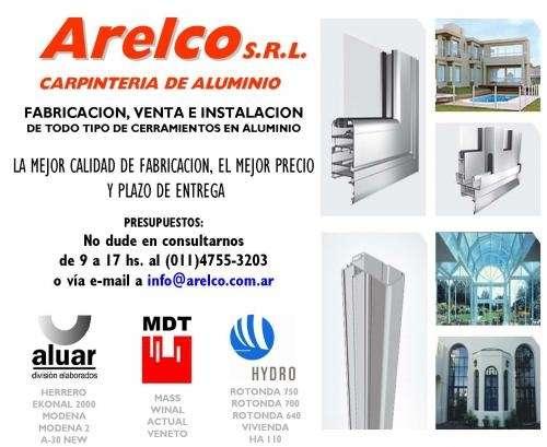 Fotos de ventanas de aluminio puertas de aluminio for Carpinterias de aluminio en argentina
