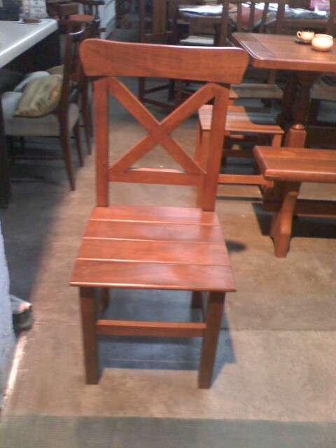 Los mejores muebles de algarrobo formoseño en Capital Federal