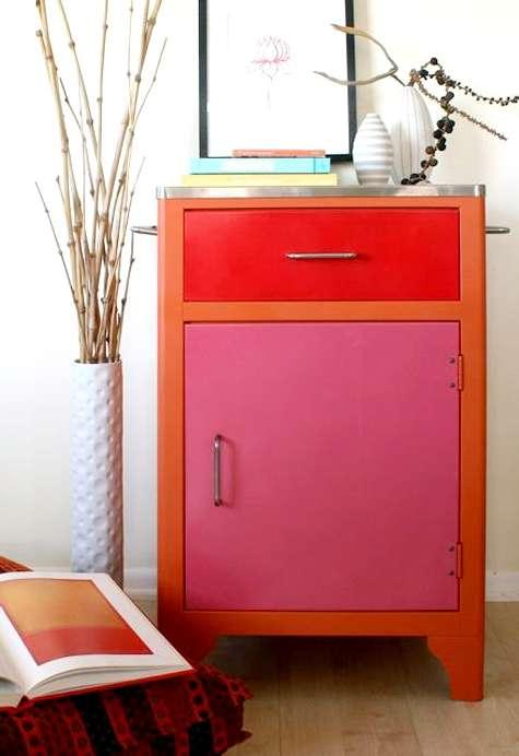 Fotos de cositas vintage muebles vintage restaurados y for Muebles diseno vintage