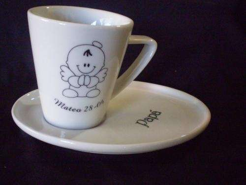 Fotos de jarro s tazas decorados buenos aires otros - Tazas decoradas a mano ...